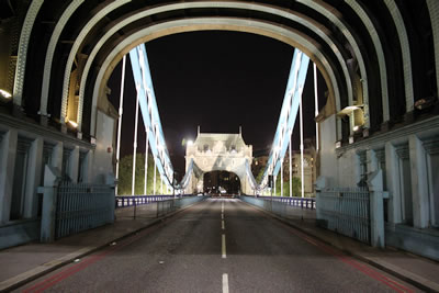 tower Bridge night-time closure